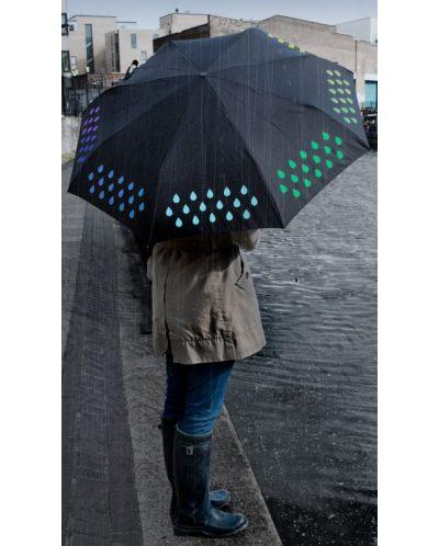 Чадър с променящи се цветове - 17