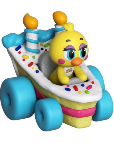 Фигура Funko Super Racers: Five Nights at Freddy's - Chica - 1