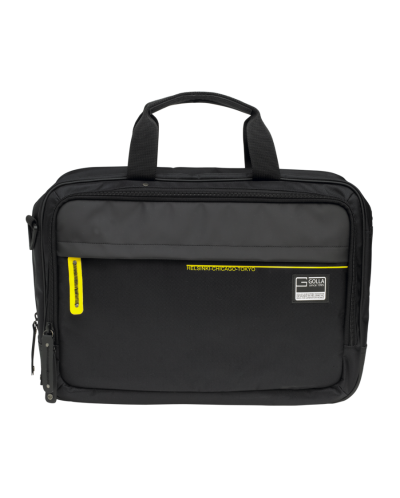 "Чанта за лаптоп Golla Fiz 16"" - черна - 1"