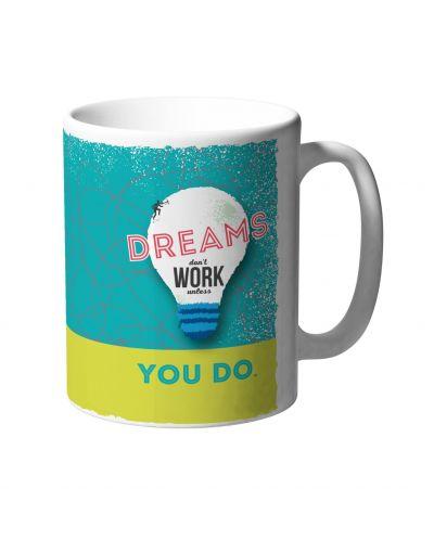 Чаша Dreams don't work - 2