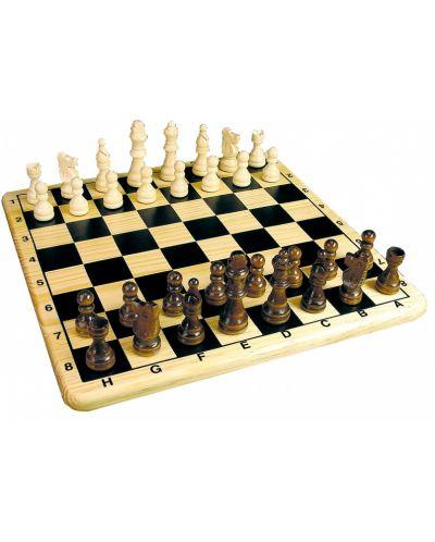 Класическа игра Tactic - Шах, в метална кутия - 2