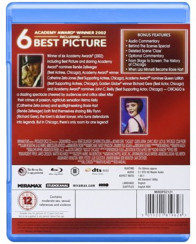 Chicago (Blu-Ray) - 2