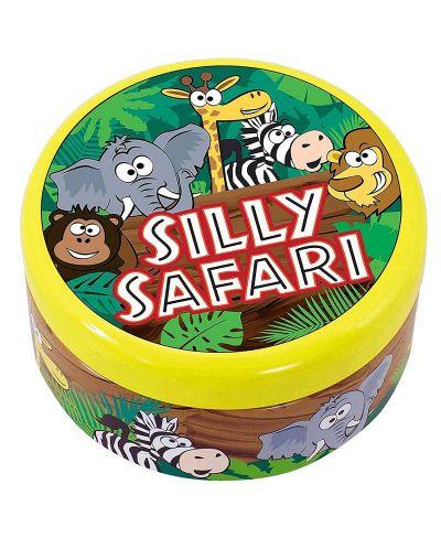 Настолна игра Silly Safari - детска - 3