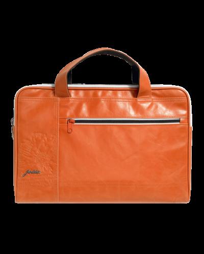 """Чанта за лаптоп Golla Damani 14"""" - оранжева - 1"""