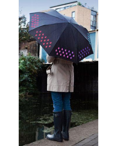 Чадър с променящи се цветове - 7