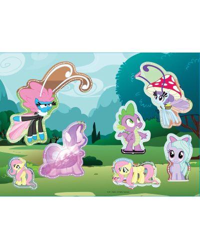 Чети, оцвети, залепи!: Малкото пони - 3