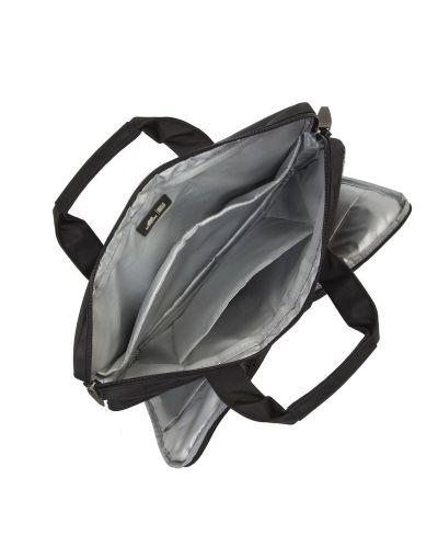 """Чанта за лаптоп Rivacase 8530 15.6"""" - черна - 6"""