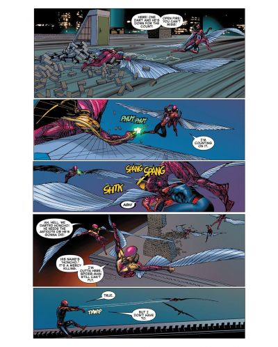Civil War II Amazing Spider-Man (комикс) - 4