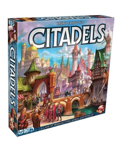 Настолна игра Citadels - 1