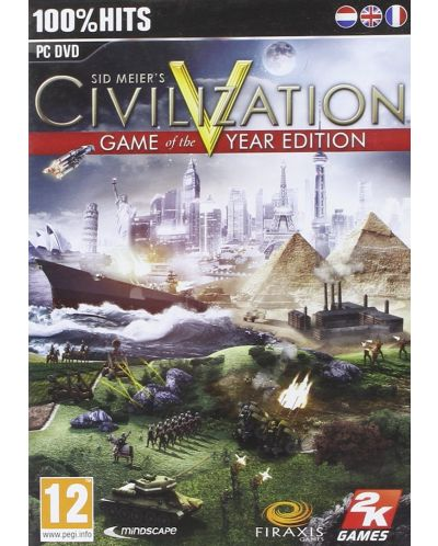 Civilization V GOTY (PC) - 1