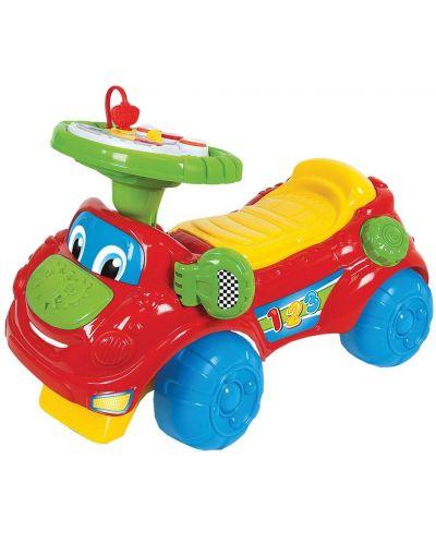 Образователна кола за яздене Clementoni - На български и английски език - 2