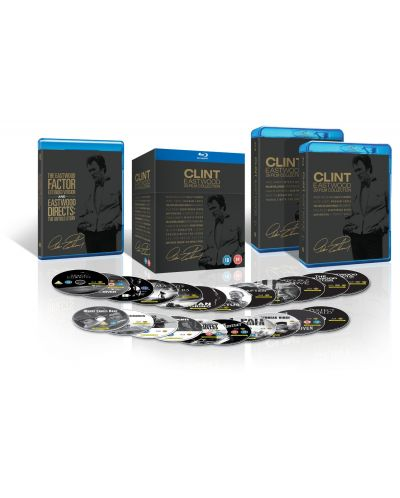 Clint Eastwood 20-Film Collection (Blu-Ray) - 2