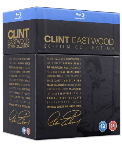 Clint Eastwood 20-Film Collection (Blu-Ray) - 3