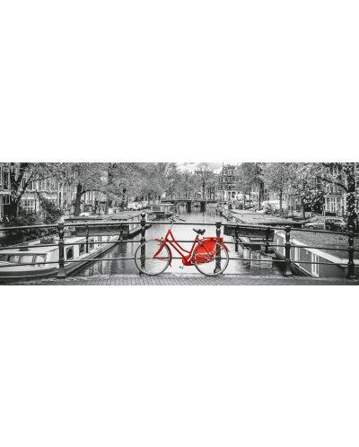 Пъзел Clementoni от 1000 части - Амстердамско колело - 2