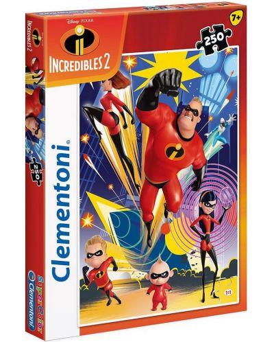 Пъзел Clementoni от 250 части - Феноменалните 2 - 1