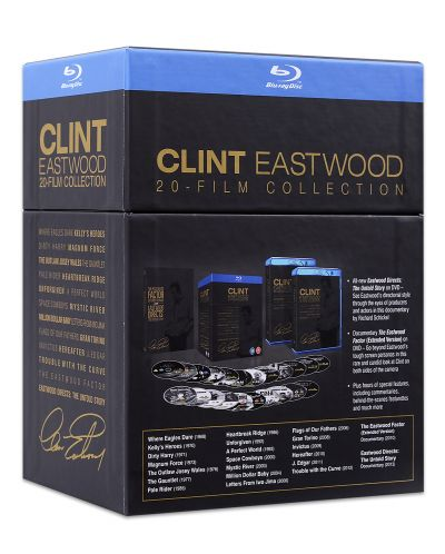 Clint Eastwood 20-Film Collection (Blu-Ray) - 4