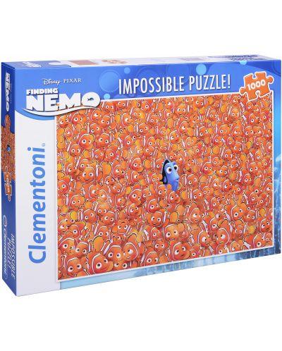 Пъзел Clementoni от 1000 части - Търсенето на Немо - 1