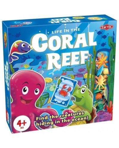 Детска настолна игра Tactic - Coral Reef - 1