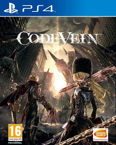 Code Vein (PS4) - 1