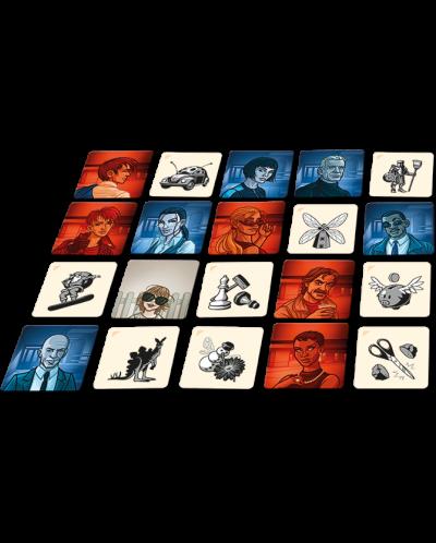 Парти игра Кодови имена - Картини - 4