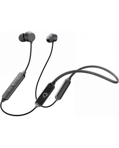 Безжични слушалки Cellularline Collar Flexible - черни - 1