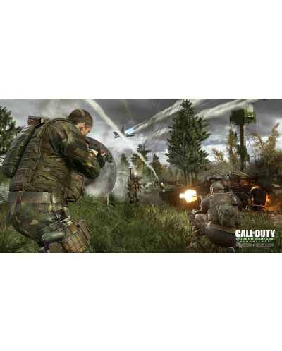 Call of Duty Modern Warfare Remastered (PS4) - 3