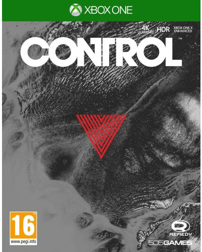 Control Deluxe Edition (Xbox One) - 1