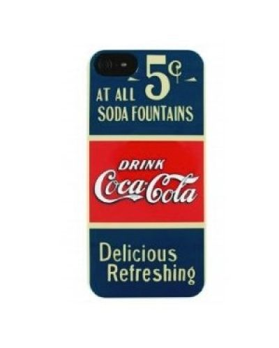 Coca Cola Mobile Case 2 за iPhone 5 - 1