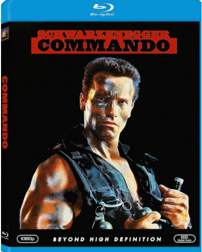 Commando (Blu-ray) - 1