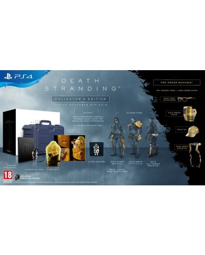 Death Stranding - Collector's Edition (PS4) - 4
