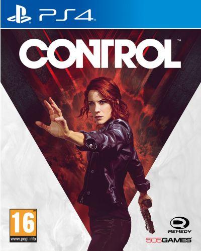 Control (PS4) - 1