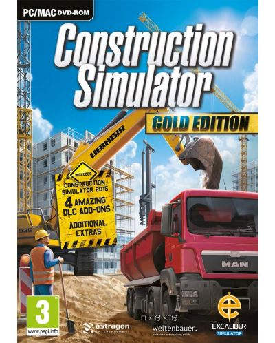 Construction Simulator Gold (PC) - 1