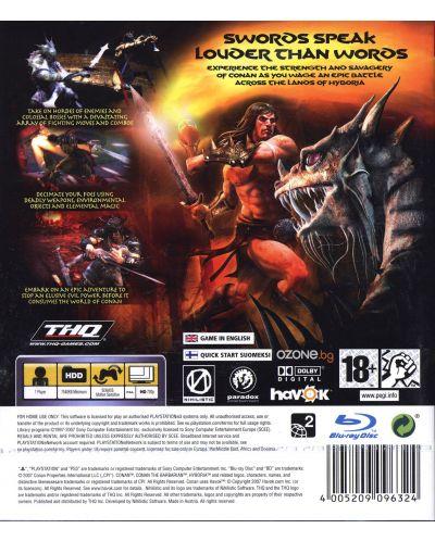 Conan (PS3) - 2