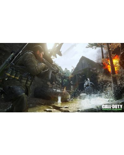 Call of Duty Modern Warfare Remastered (PS4) - 4