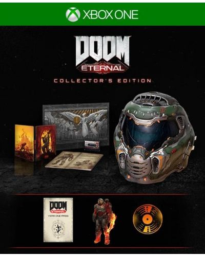 Doom Eternal - Collector's Edition (Xbox One) - 1