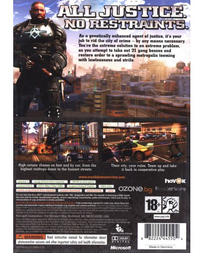 Crackdown - Classics (Xbox 360) - 3