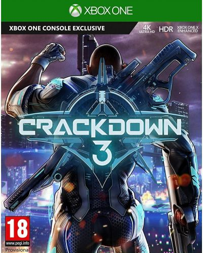 Crackdown 3 (Xbox One) - 1