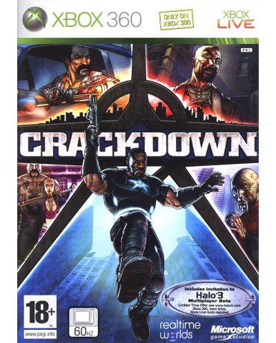 Crackdown - Classics (Xbox 360) - 1