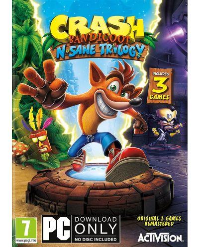 Crash Bandicoot N. Sane Trilogy (PC) - 1