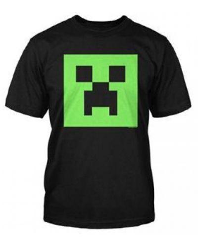 Тениска Jinx Minecraft - Creeper Glow - 1