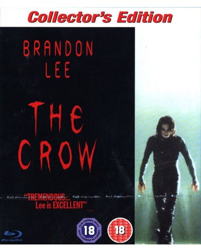 Crow - Collector's Edition (Blu-Ray) - 7