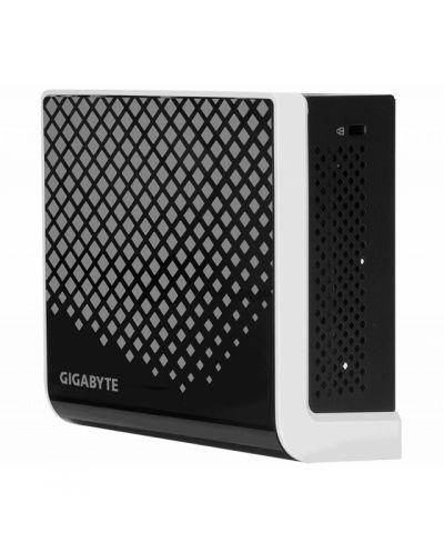 Настолен компютър Gigabyte Brix - BLCE-4000C, черен - 2