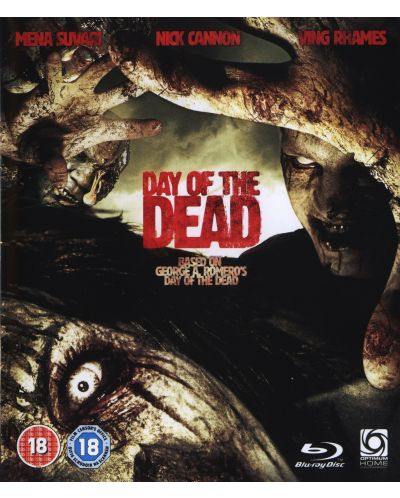 Day Of The Dead (Remake) (Blu-Ray) - 1