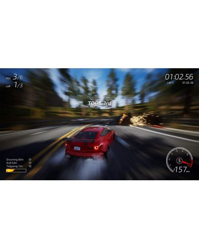 Dangerous Driving (PS4) - 5