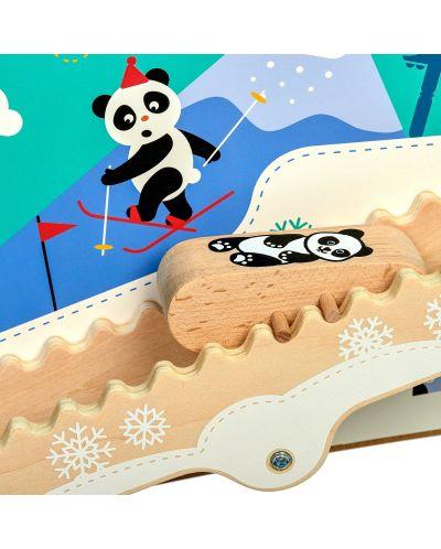 Интерактивна играчка за стена Lucy&Leo - Зимно приключение - 6