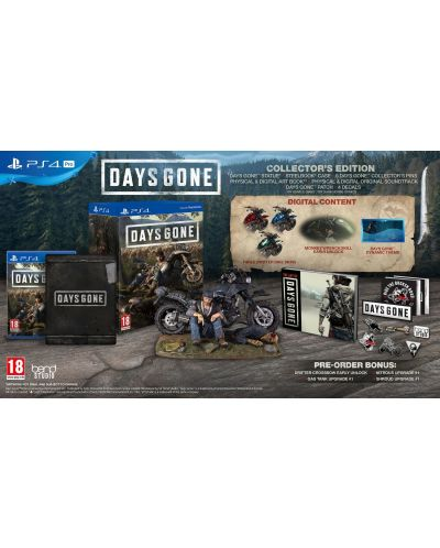 Days Gone Collector's Edition (PS4) - 4