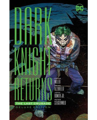 The Dark Knight Returns: The Last Crusade - 1
