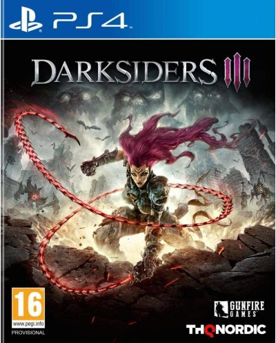 Darksiders III (PS4) - 1
