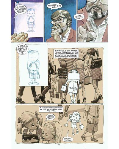 Dark Night: A True Batman Story (комикс) - 4