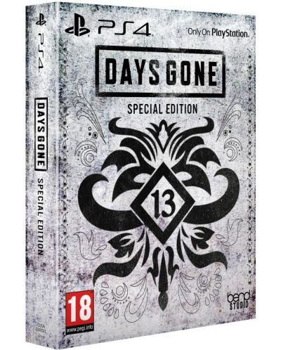 Days Gone Special Edition (PS4) - 1